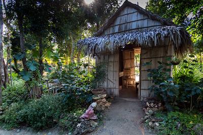 La casa du jardinier Luis Salvador
