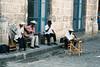 Street Music Players - Havana, Cuba