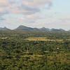 Landscape in Holguin province