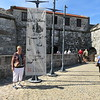 Visit to the Castillo de la Real Fuerza, the oldest stone fort guarding the entrance to Havana harbor.