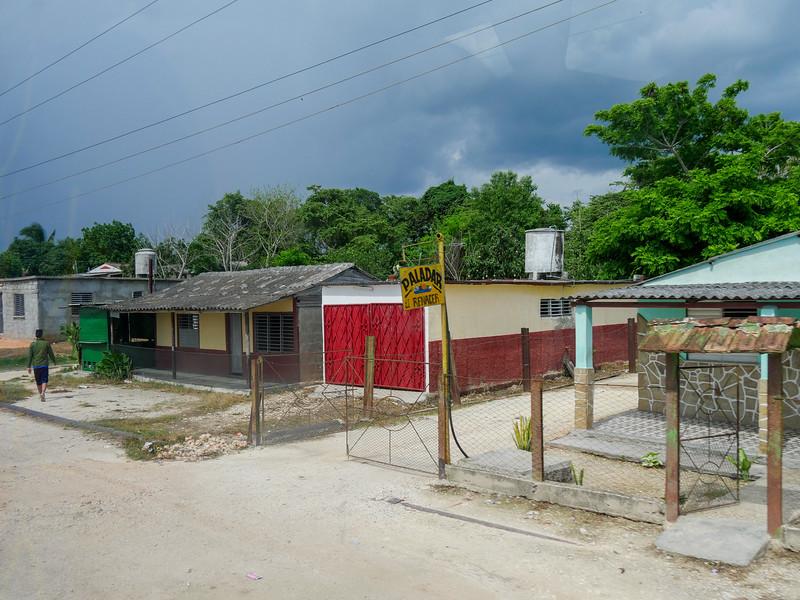 El Majá,Road trip from Havana to Jucara, Cuba, June 4, 2016