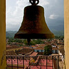 Bell in church, Trinidad