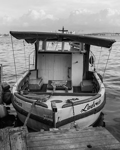 fishing boat in Regla