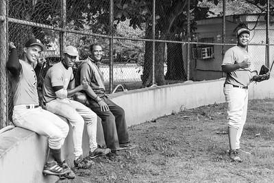 Baseball training after season, Havana Industriales, Havana