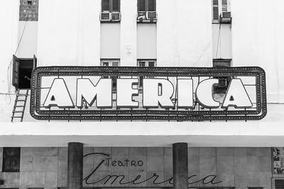 Teatro America, music venue