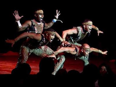 Tropicana show. Cuba.