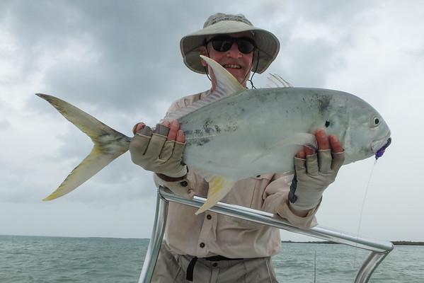 My first Jack Crevelly, Jardines De La Reina (Gardens of the Queen), Cuba, Fishing Trip 2016.