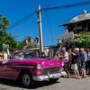 Fusterlandia vs. Chevy convertible?  No contest.  Havana, Cuba, June 3, 2016.