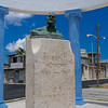 The Hemingway Monument in Cojimar, Cojimar, Cuba, June 11, 2016.
