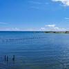 Cojimar Harbor view from  La Terrazal, Cojimar, Cuba, June 11, 2016.