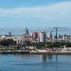 Havana viewed from El Morro, Havana, Cuba, June 2, 2016.
