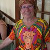 Lady from France - love her shirt!