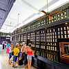 A pharmacy museum in Old Havana.