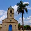 A church in Viñales.