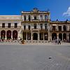 Plaza Vieja in Old Havana.