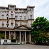 Ministerio de Finanzas y Precios in Old Havana.