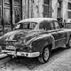 Classic car in Old Havana.