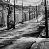 Street in Cienfuegos.