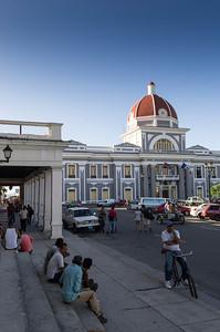 Cienfuegos town hall