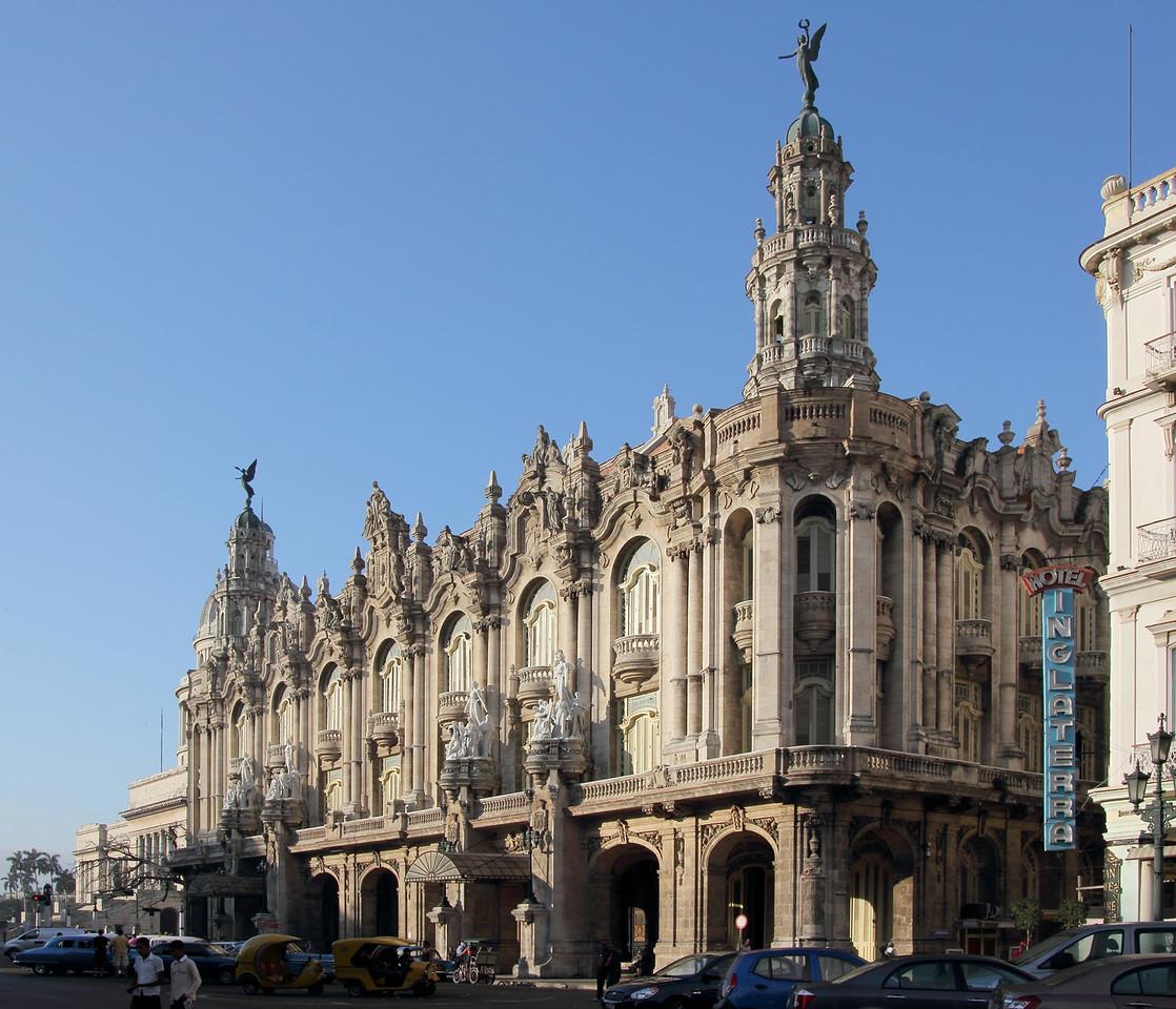 The Grand Theatre Havana Cuba