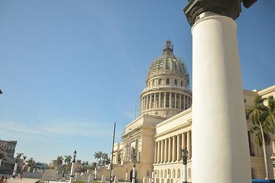 Capitol in Havana, Cuba 4-11-16