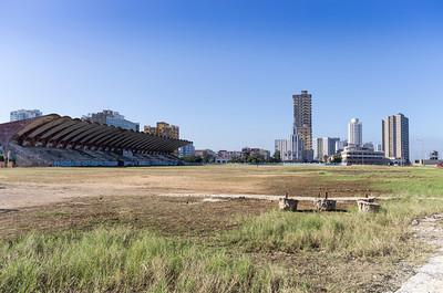 Sports groundsJosé Martí