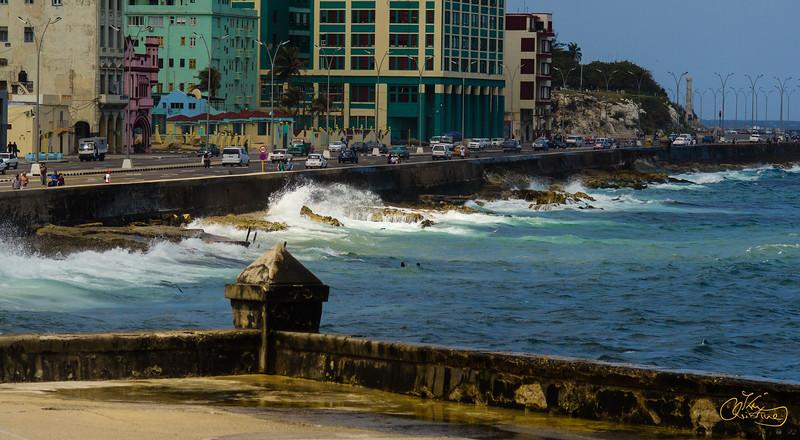 Havana's Malecon