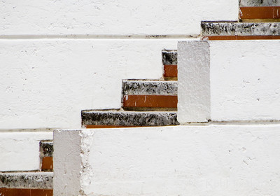Steps Abstract. Havana, Cuba.