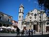 Iste Plaza de la Catedral meydani ve surekli ugrayacagimiz Il Patio.
