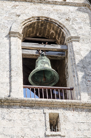 Bell in the Cathedral of Havana San Cristobal
