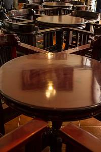 Bar detail, Hotel Nacional