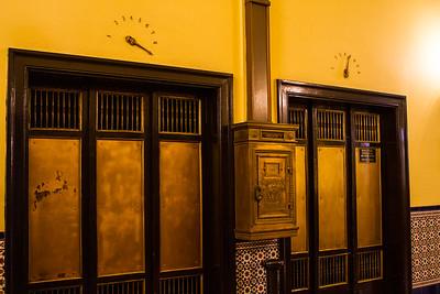 Elevators, Hotel Nacional