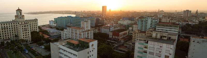 Sunrise, Havana