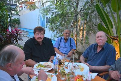 @ our final night party at the Melen Club - Havana, Cuba - April 11, 2016