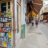 Lots of shops on this street in Old Havana.