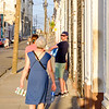 Hauling our beverages back to the casa in Cienfuegos.