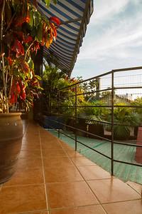 Sol y Son 'casa particulares' balcony