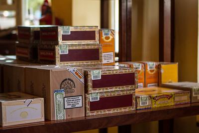 Cigar store, Viñales