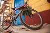 Bike, Trinidad, Cuba
