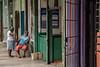 Colorful discussion, Havana, Cuba