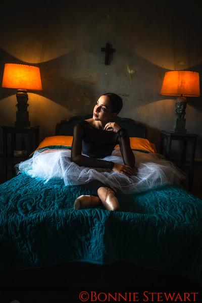 Ballerina in the Bedroom