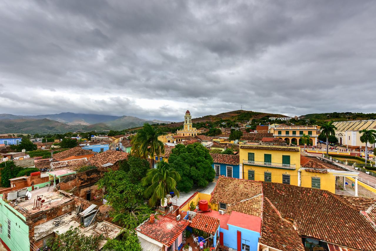 Panoramic View - Trinidad, Cuba