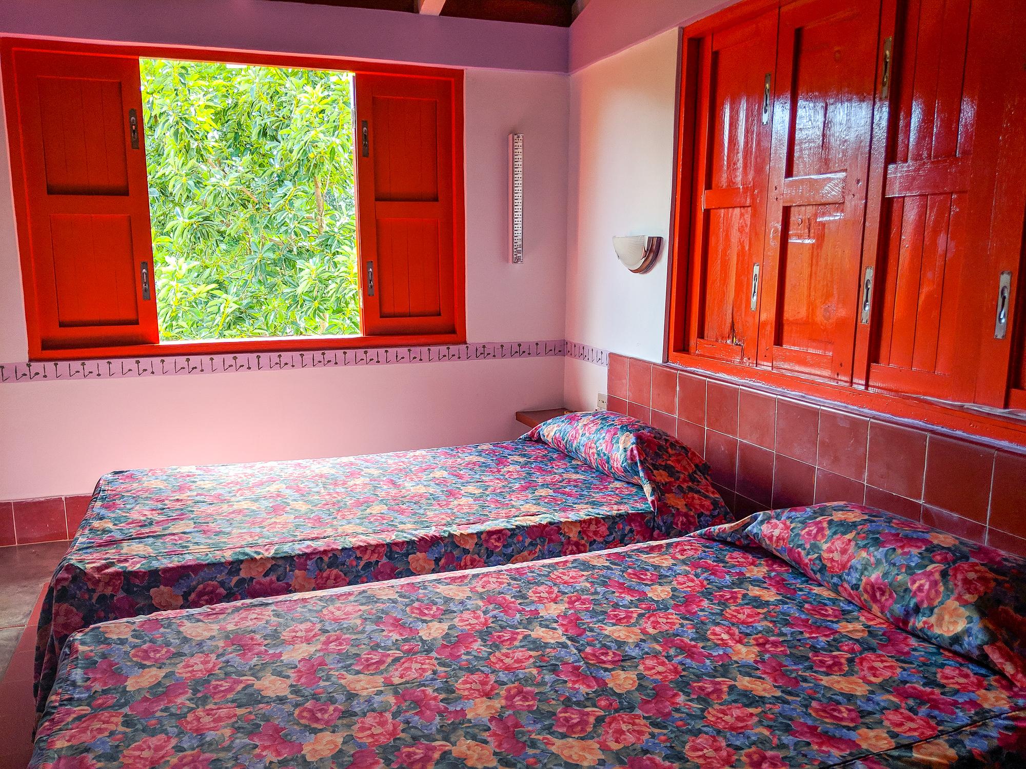 Community rooms in Las Terrazas Cuba