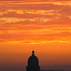 El Capitolio Capital Building in the dawn, Havana Cuba