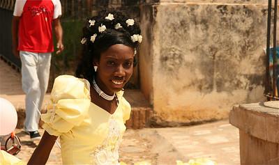 Sweet 15. Trinidad, Cuba.