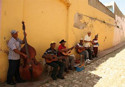 La Musica. Trinidad, Cuba.