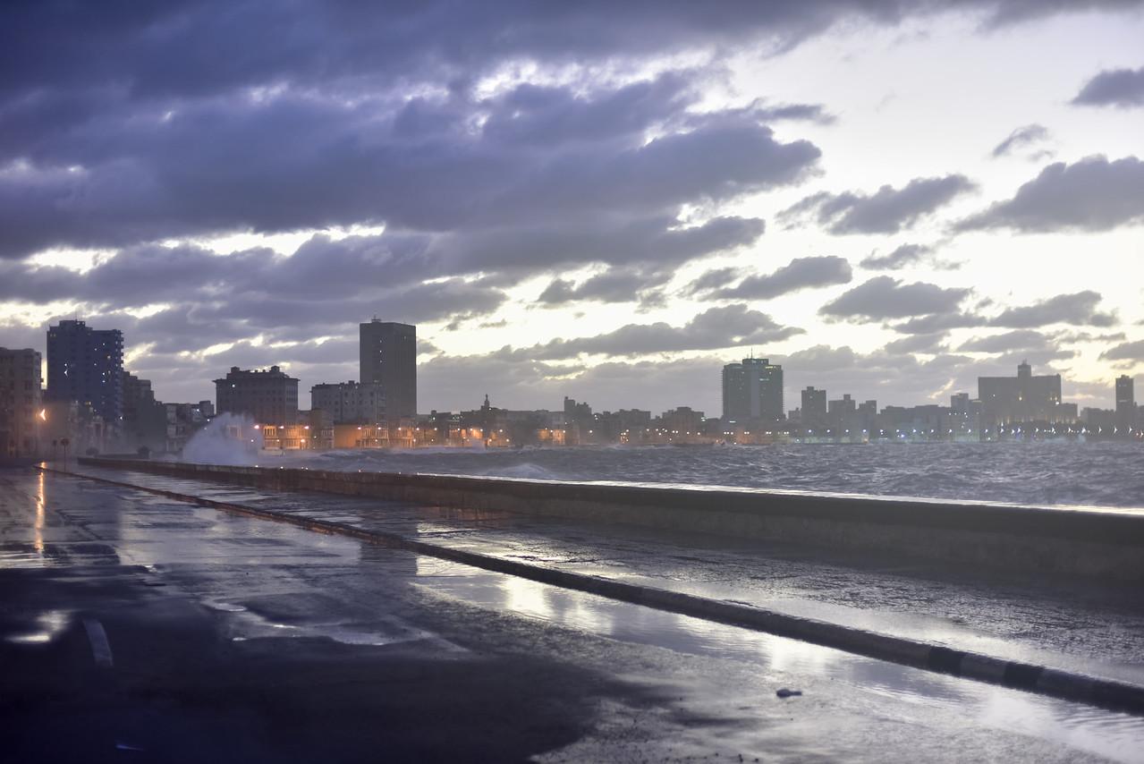 Malecon - Havana, Cuba