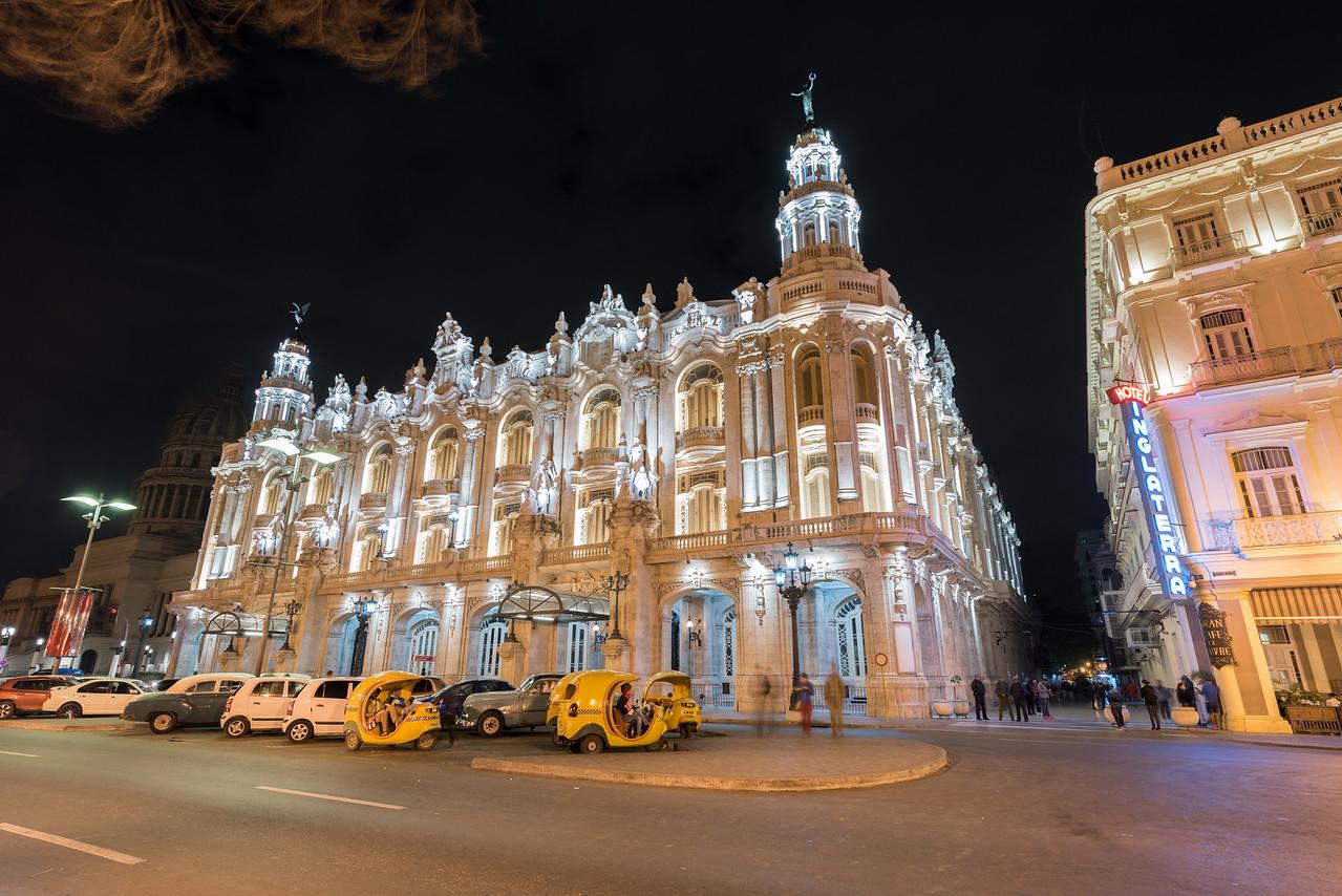Hotel Inglaterra - Havana, Cuba