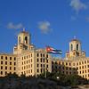 Havana's Nacional Hotel in the Vedado district of the city.