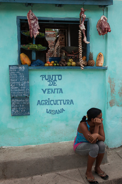 Grocery store, Trinidad, Cuba